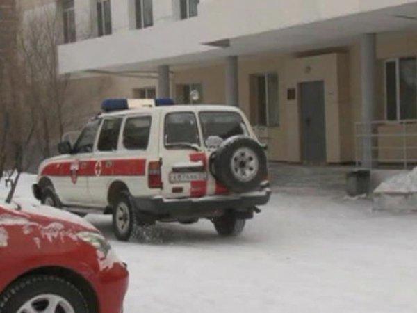 В Курске разбился экстремал, переходивший между домами по проводам (ФОТО)