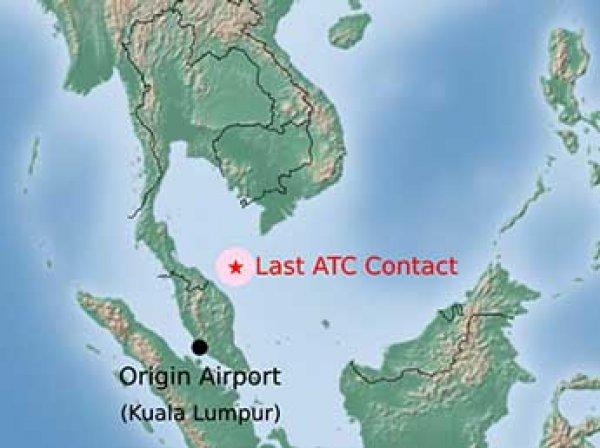 Прекращены трехлетние поиски пропавшего малазийского рейса MH370