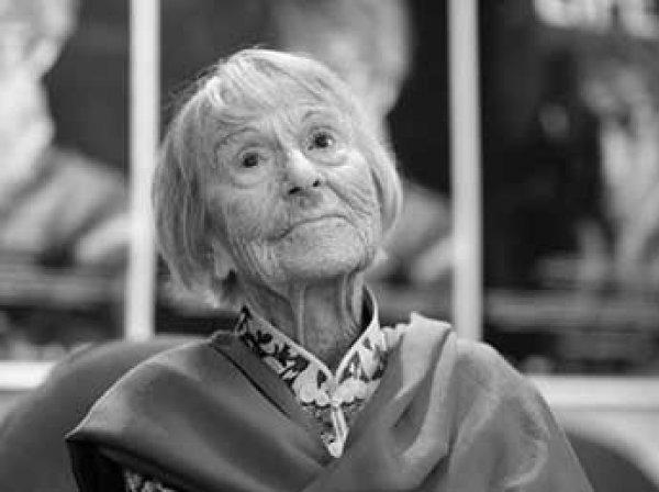 Секретарь Геббельса скончалась на 107-м году жизни