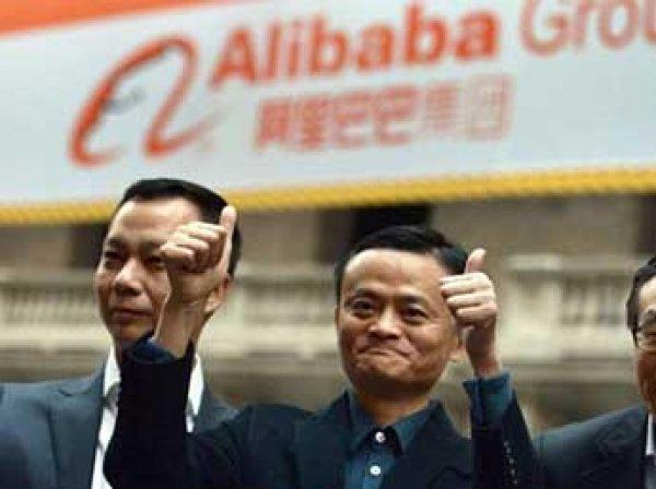 Alibaba создает в России совместное предприятие со Сбербанком