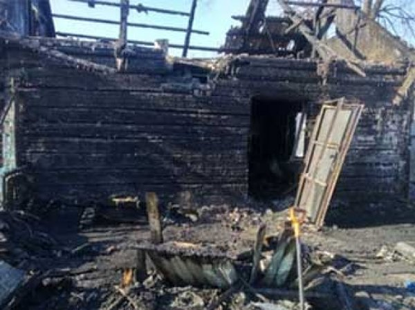 В Хабаровске задержали убийцу 4 человек из сгоревшего дома