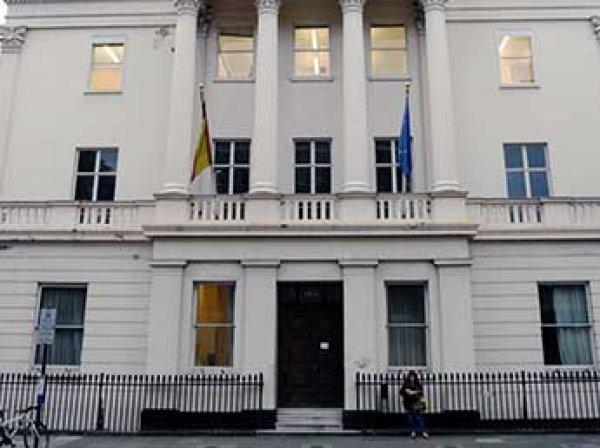 В Лондоне особняк олигарха из России захватили бомжи (ФОТО)