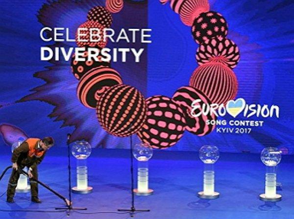 Организаторы «Евровидения» на Украине заявили о прекращении работы