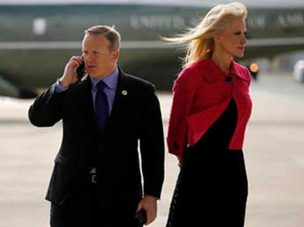 Новая вакансия в Белом доме: пресс-секретарь Трампа разочаровал президента за две недели