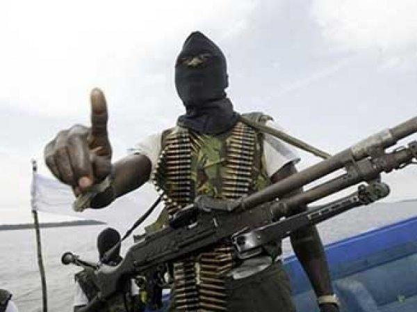 В Нигерии пираты захватили в плен семь моряков из России и одного украинца