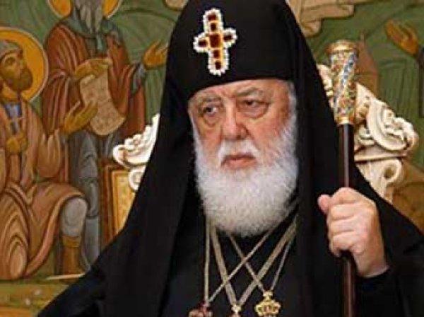 Грузию потрясла попытка отравить патриарха
