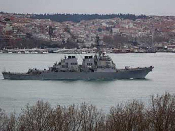 Пентагон обнаружил у берегов США корабль-шпион и обвинил авиацию РФ в опасном сближении