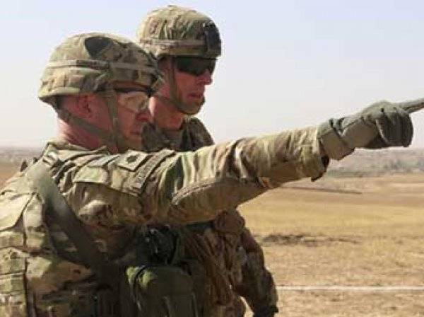 СМИ узнали о плане Пентагона направить в Сирию сухопутные войска