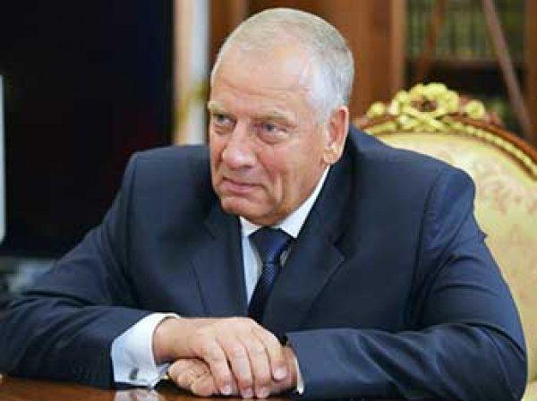 Губернатор Новгородской области Митин внезапно объявил об отставке