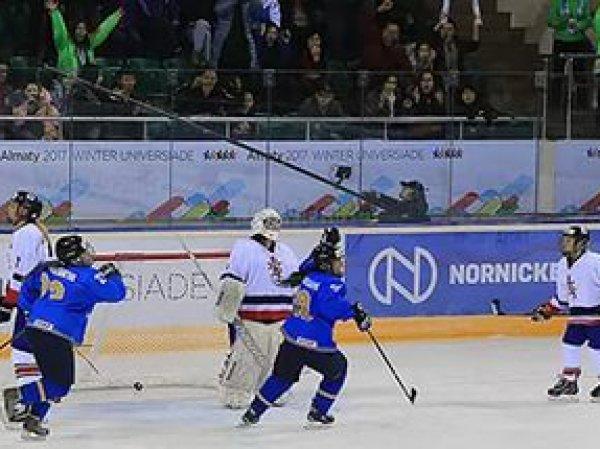 Хоккей Универсиада 2017, финал: Россия победила Казахстан со счетом 1:0 (ВИДЕО)