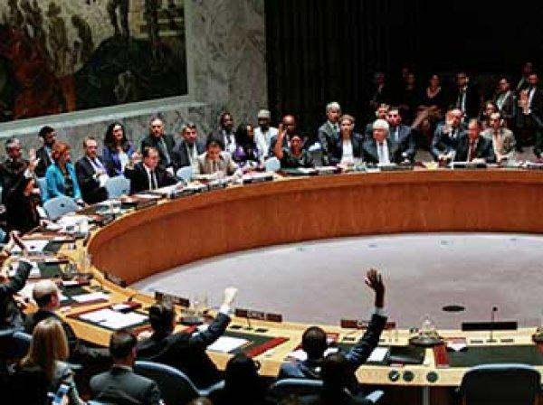 Украина призвала Совбез ООН лишить Россию права вето