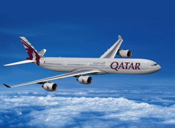 Самолет Qatar Airways совершил самый долгий в истории перелет