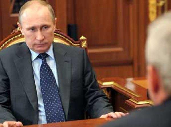 Путин прокомментировал отставки губернаторов в России