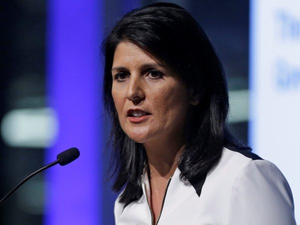 """Постпред США при ООН осудила """"российскую агрессию"""" на Украине"""