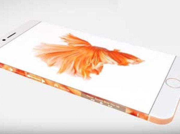 СМИ: в iPhone 8 появятся детали от Samsung