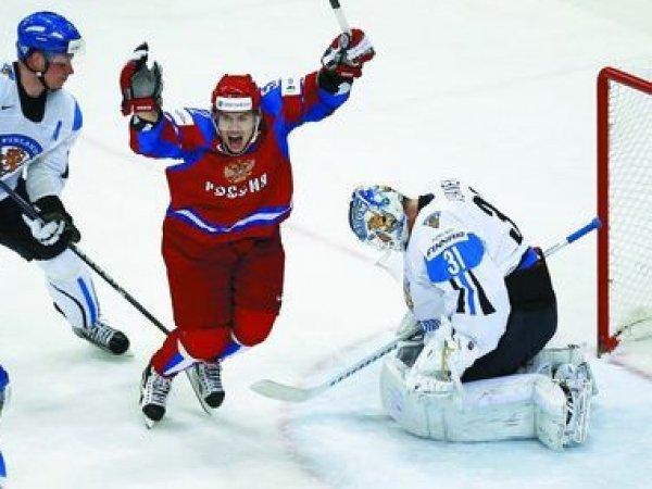 Хоккей Россия – Финляндия: прогноз на матч 9.02.2017: смотреть онлайн Евротур 2017 (ВИДЕО)