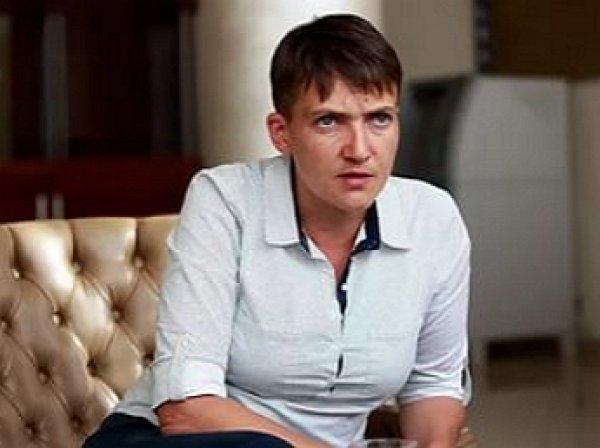 Савченко назвала Порошенко врагом народа