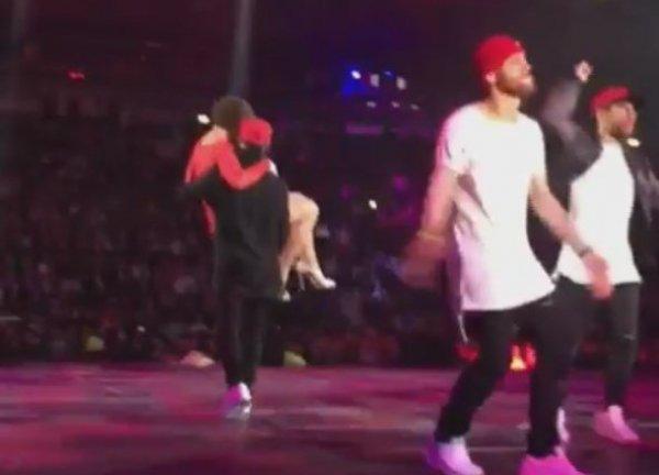 YouTube ВИДЕО: Бузова потеряла сознание на концерте Big Love Show