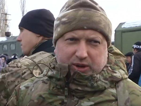 Новости Новороссии на сегодня, 2 февраля 2017: Турчинов поручил ВСУ готовить контрнаступление на Донбассе (ВИДЕО)
