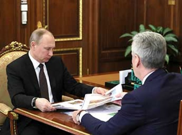 Путин поручил Собянину снести все московские хрущевки