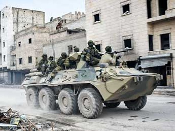 СМИ: Минобороны закупает 20 тыс. медалей для воюющих в Сирии