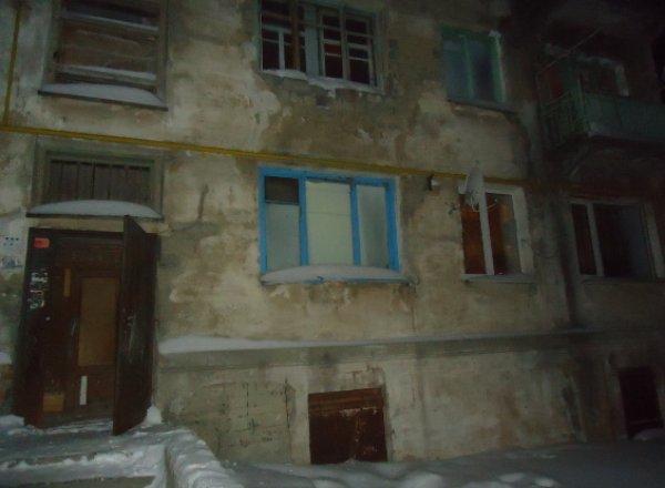 В одном из домов Серова вырос двухметровый ледяной сталагмит из фекалий (ФОТО, ВИДЕО)