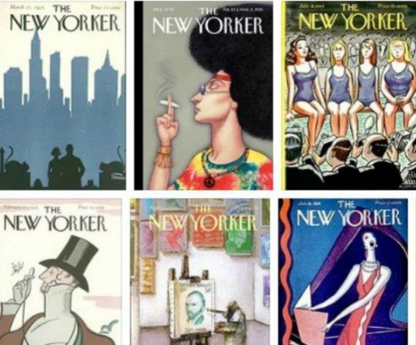 Культовый журнал The New Yorker выйдет с Путиным на обложке и русским названием (ФОТО)