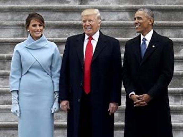 """Трамп рассказал о """"заговоре Обамы"""" и массовых отставках в Белом доме"""