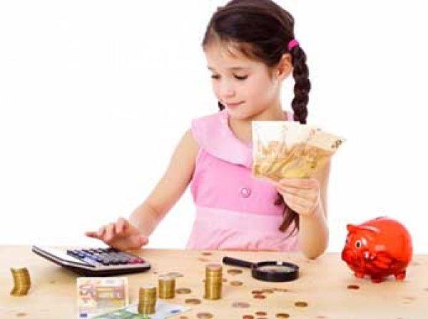 Ученые вычислили, с какого возраста ребенку стоит давать карманные деньги