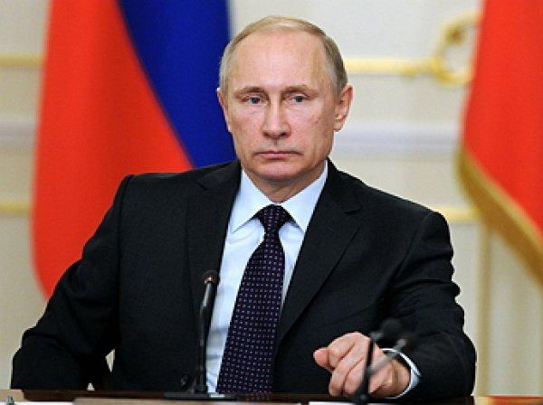 Путин назвал причины обострения ситуации в Донбассе
