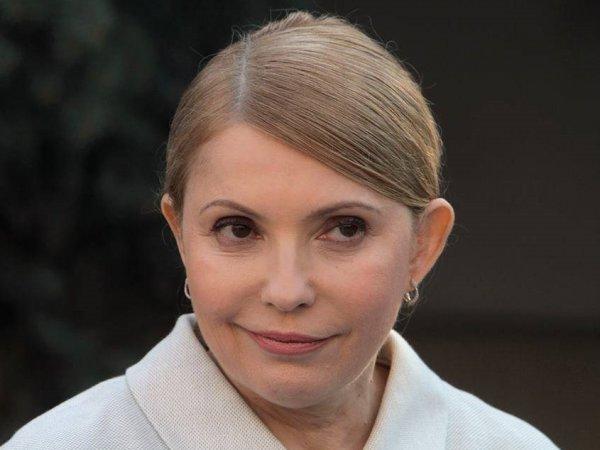 "Тимошенко рассказала о встрече с Трампом ""у туалета"" (ВИДЕО)"