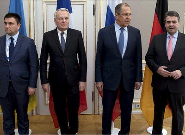 """В Мюнхене """"нормандская четверка"""" согласовала новое перемирие в Донбассе с 20 февраля"""