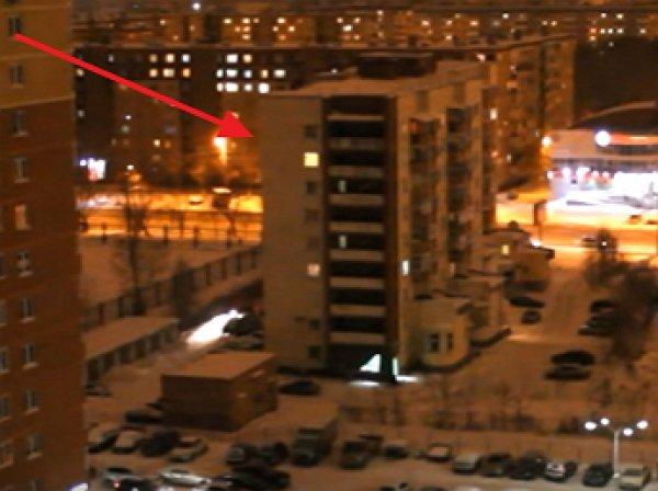 YouTube ВИДЕО: в Челябинске девятиэтажка «сошла с ума», напугав жителей