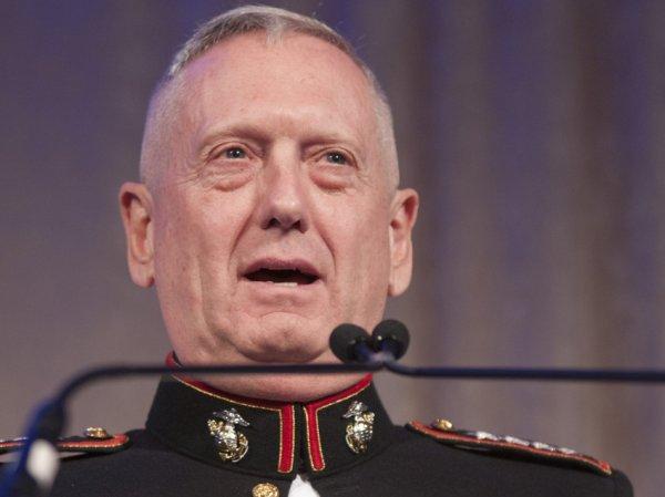"""Новый глава Пентагона призвал говорить с Россией """"с позиции силы"""""""