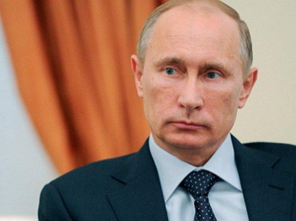 «Стальные нервы»: реакция Путина на инцидент в Кремле поразила СМИ