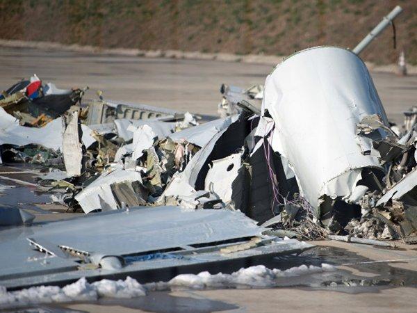 Причина крушения самолета Ту-154 в Сочи - взрыв, считает эксперт (ФОТО)