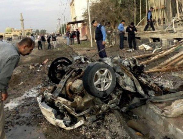 При теракте в пригороде Эль-Баба погибли 60 человек