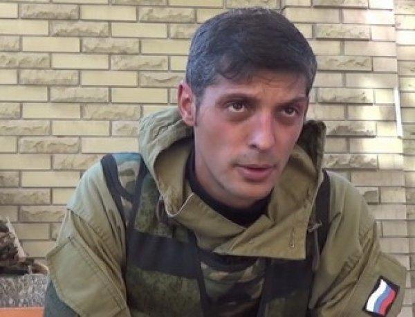 Убийство Гиви: появились ФОТО с места теракта