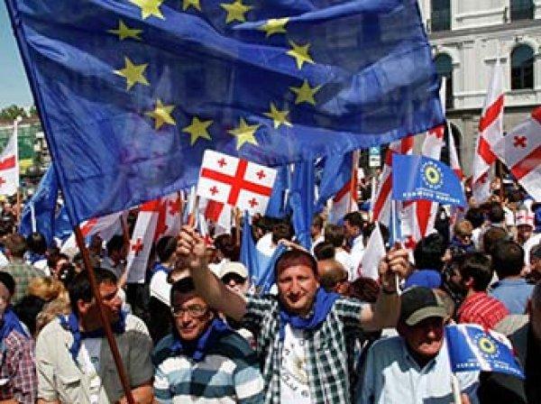 Совет ЕС одобрил отмену визового режима с Грузией