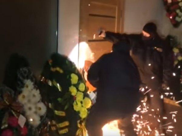 В Иркутске в похоронном бюро прикрыли нелегальное казино (ВИДЕО)