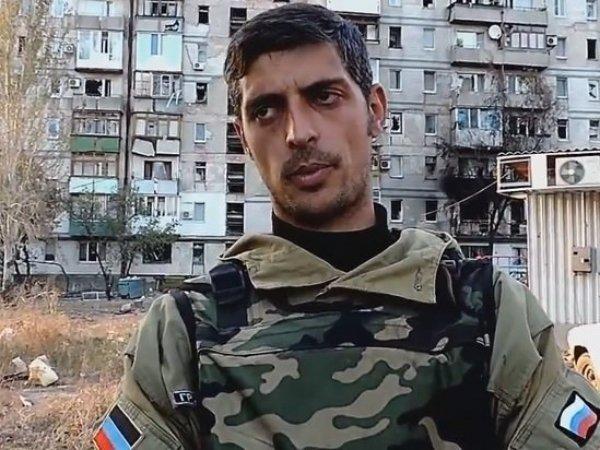 В ДНР вышли на след заказчиков убийства комбата Гиви