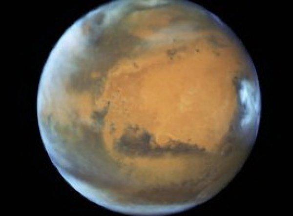 """NASA опубликовало уникальное ФОТО """"сердца"""" Марса"""
