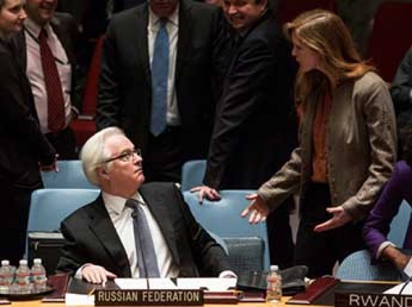 Экс-постпред США при ООН Саманта Пауэр назвала Виталия Чуркина другом