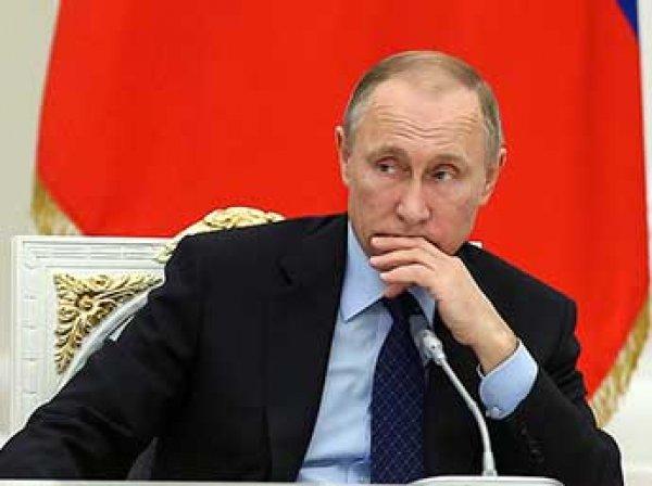 Путин одним указом отправил в отставку 16 генералов