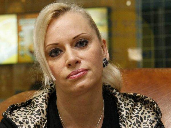 В Москве экстренно госпитализирована певица Наталья Гулькина