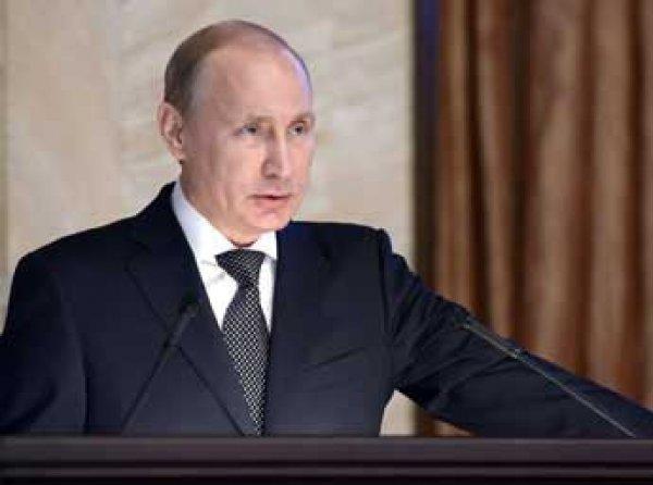 Путин: НАТО постоянно провоцирует Россию