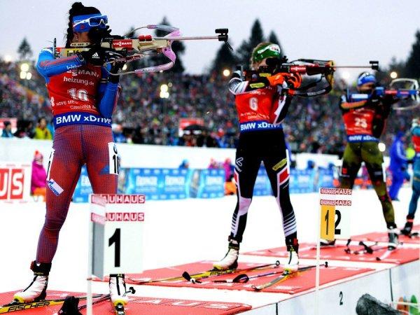Биатлон ЧМ 2017, спринт, женщины сегодня 10 декабря 2017: смотреть онлайн, состав сборной РФ (ВИДЕО)