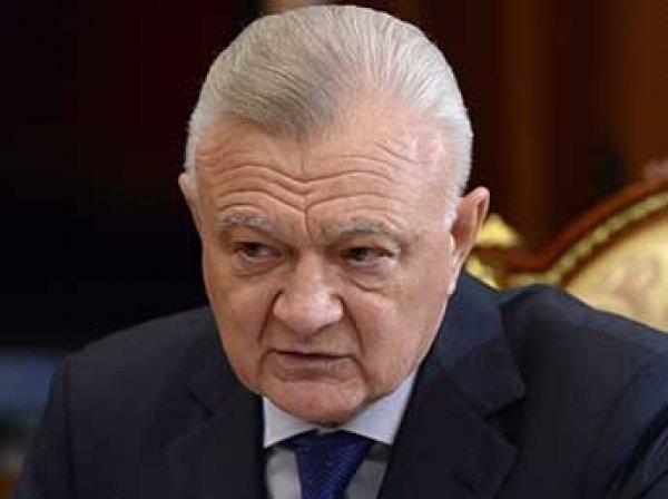 Губернатор Рязанской области объявил о досрочной отставке