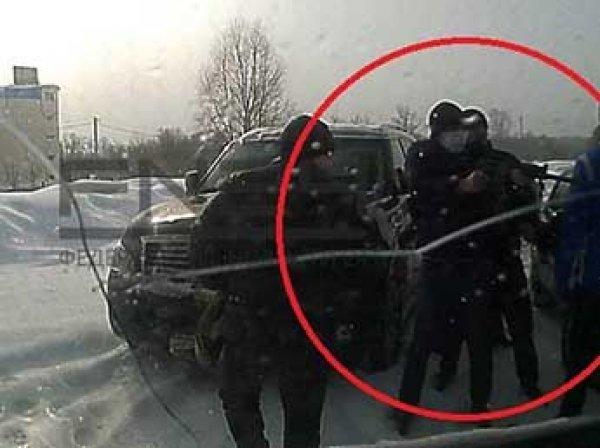 На YouTube попало ВИДЕО расстрела водителей маршруток под Уфой