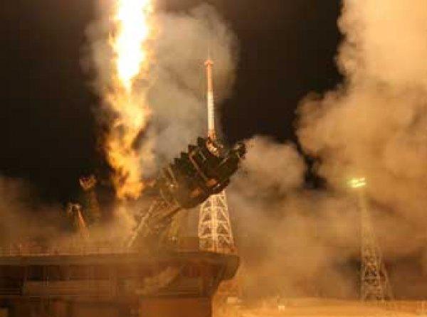 Названа стоимость полета на ракете для космических туристов из России